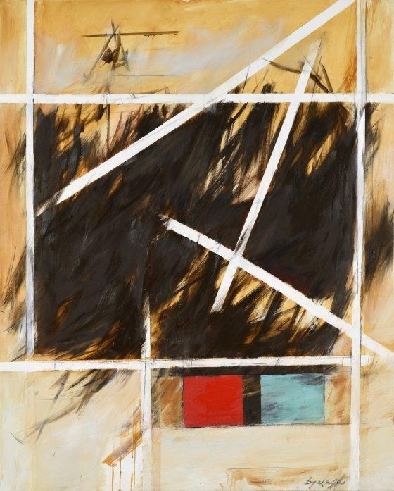 '메타포'(Metaphor), 2018, Oil on canvas, 162.2x130.3cm. /사진제공=가나아트센터