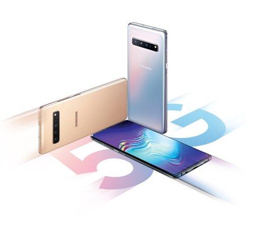 삼성전자 갤럭시S10 5G / 사진제공=삼성전자
