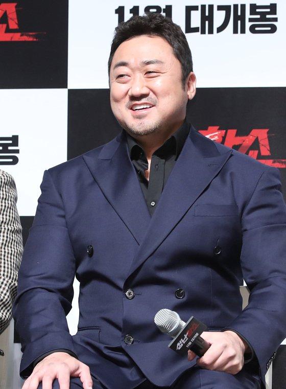 배우 마동석/사진=뉴스1