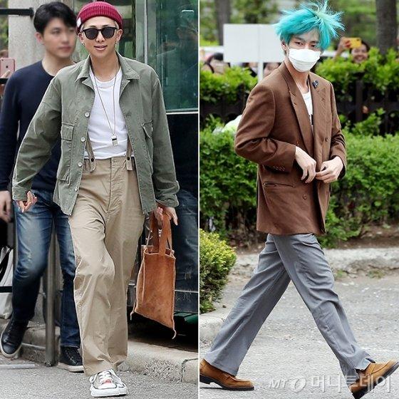그룹 방탄소년단 RM, 뷔 /사진=김창현 기자
