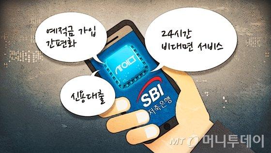 [단독]SBI저축은행, 새 통합 디지털 플랫폼 '사이다뱅킹' 내놓는다 - 머니투데이 뉴스