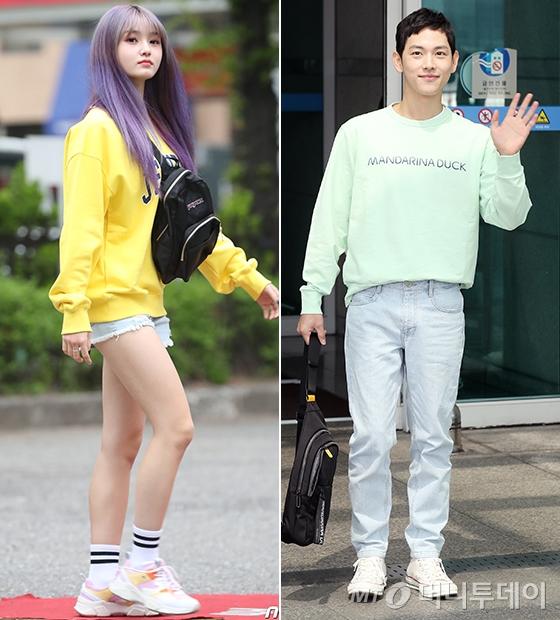 그룹 드림노트 한별, 가수 겸 배우 임시완/사진=뉴스1, 김휘선 기자