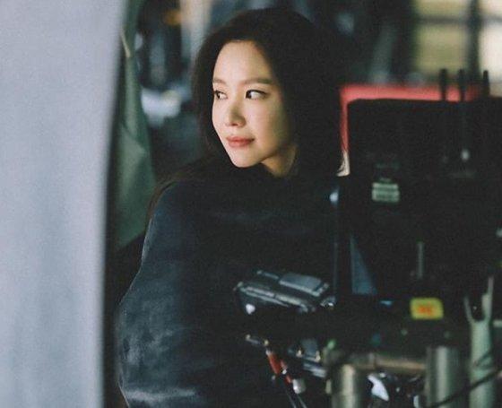 /사진=김아중 인스타그램