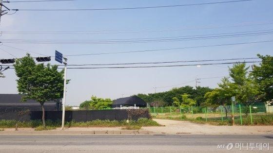 3기 신도시로 지정된 고양 창릉지구 일대 모습/사진= 박미주 기자