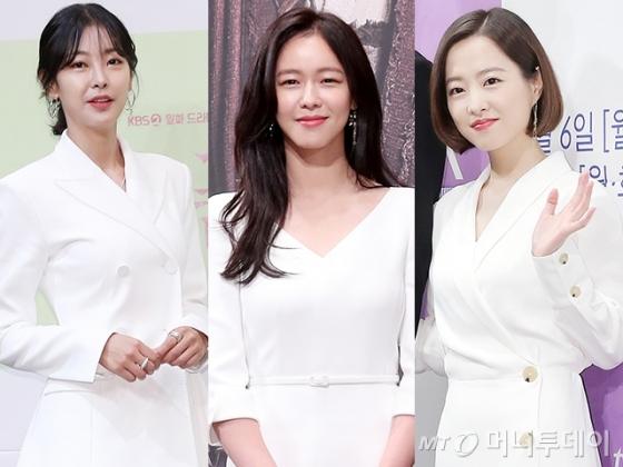 배우 고원희, 경수진, 박보영 /사진=머니투데이 DB