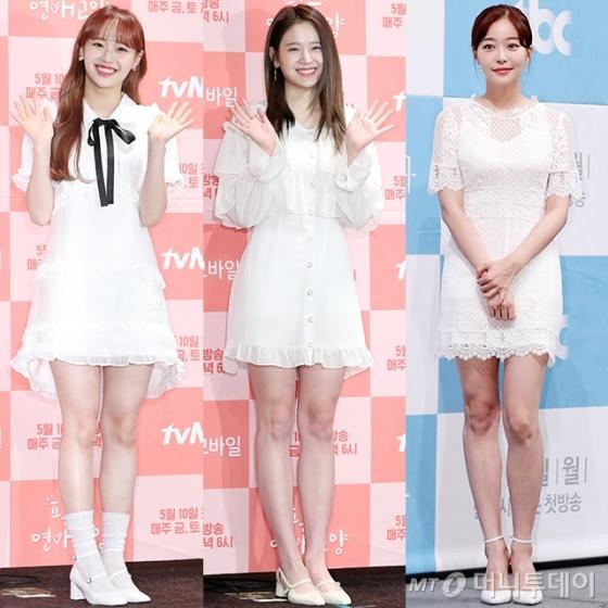 가수 크리샤 츄, 장규리, 배우 김가은 /사진=머니투데이 DB