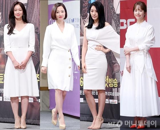 배우 경수진, 박보영, 윤지민, 한지민 /사진=머니투데이 DB