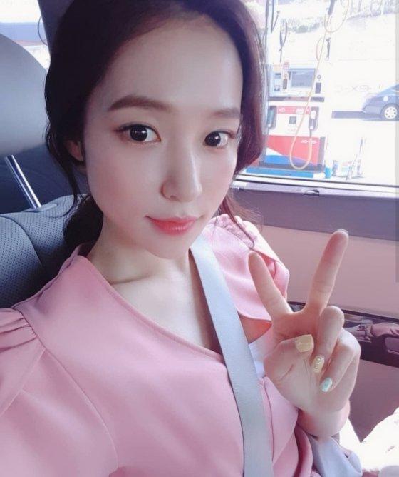 트로트 가수 홍자/사진=홍자 인스타그램