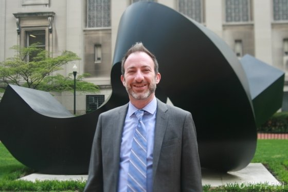 제레미 케이건 컬럼비아대 교수/ 사진=이상배 뉴욕특파원