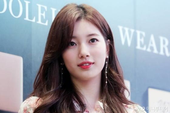 배우 겸 가수 수지/사진=김창현 기자