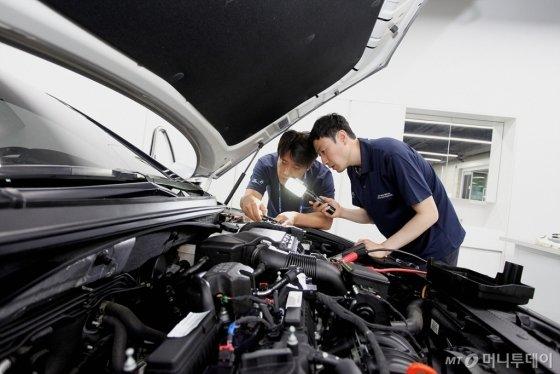 현대차, '기술 경연' 대회 개최…서비스 경쟁력 높인다 - 머니투데이 뉴스