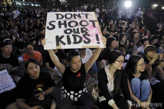 100만·대화론·美… 홍콩 '송환법' 보류 끌어낸 3가지 - 머니투데이 뉴스