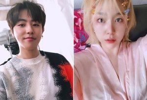 '전선혜♥' 블락비 유권, 심경 공개…