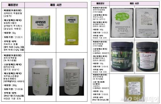 인플루언서가 판매한 '보리새싹 분말, 레몬밤'서 식중독균이… - 머니투데이 뉴스