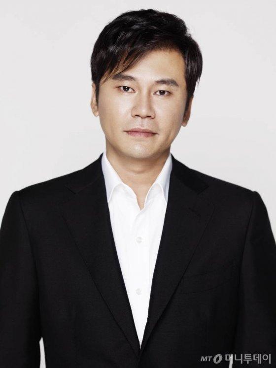 양현석 YG엔터 대표 프로듀서 / 사진제공=yg엔터테인먼트