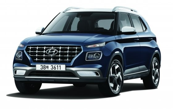 현대차 엔트리 SUV '베뉴' 예약판매…1473만원부터 - 머니투데이 뉴스