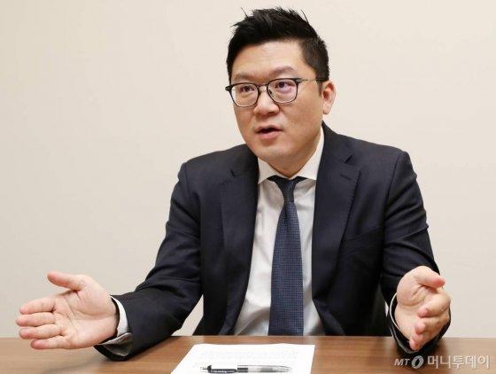 이성규 삼성자산운용 EMP 운용팀장/사진=김휘선 기자