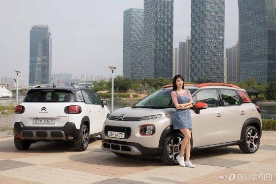 시트로엥 소형 SUV 'C3 에어크로스' 출시…2925만원부터 - 머니투데이 뉴스