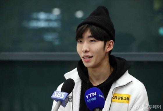 한국 남자 쇼트트랙 국가대표 임효준(23·고양시청). /사진=뉴시스