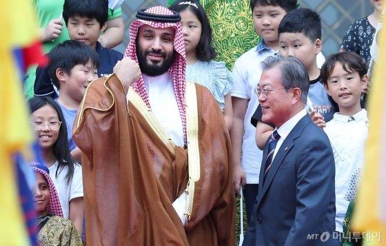 세계 최대 석유사 아람코, 韓에 10년간 12조원 투자한다 - 머니투데이 뉴스