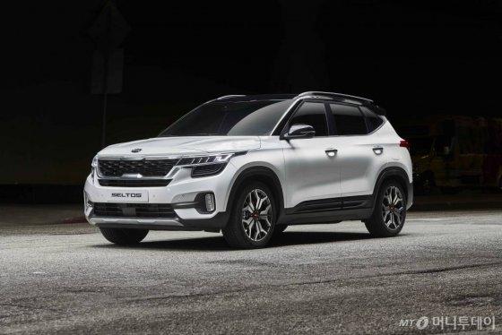 기아차, 소형 SUV '셀토스' 사전계약…가격은? - 머니투데이 뉴스