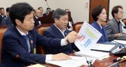 국회 교육위 참석한 전북교육감