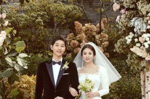 송중기, 송혜교 상대 이혼 신청