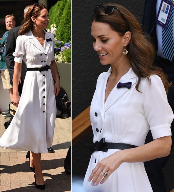 영국 왕세손빈 케이트 미들턴/사진=AFP