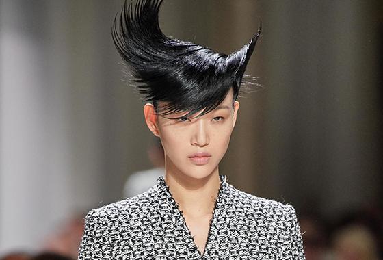 모델 최소라/사진=Givenchy