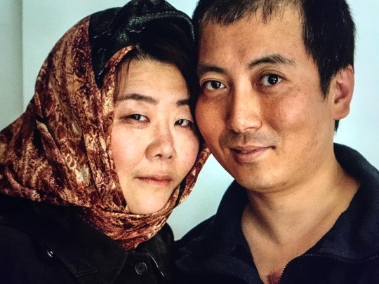 영화 '기생충'에서 함께 호흡을 맞췄던 배우 이정은(왼쪽), 박명훈/사진=CJ엔터테인먼트