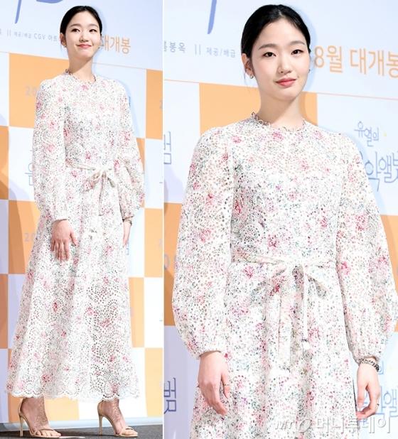 배우 김고은/사진=이기범 기자