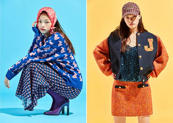 쥬시 꾸뛰르 2019 F/W 컬렉션 '쥬시 세즈 릴렉스'/사진제공=신세계인터내셔날
