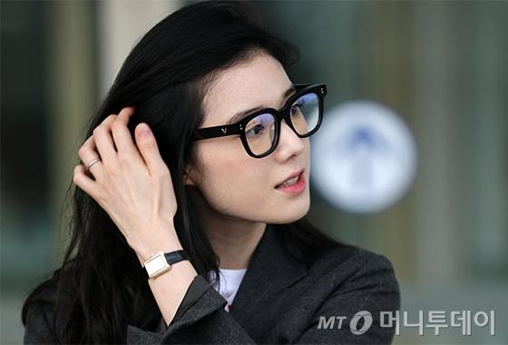 배우 정은채/사진=임성균 기자