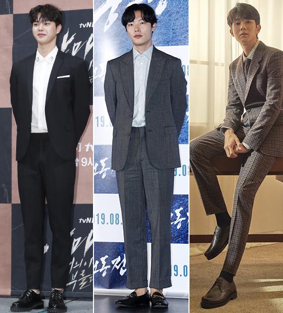 배우 송강, 류준열, 최우식/사진=뉴스1, 커스텀멜로우