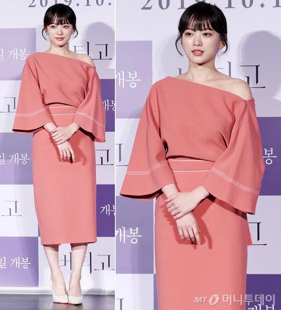 배우 천우희/사진=김휘선 기자