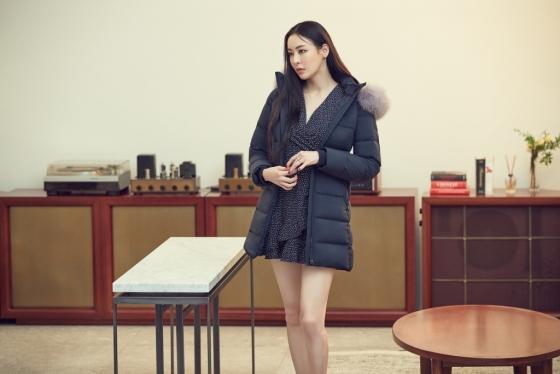 배우 이다희/사진제공=아이더