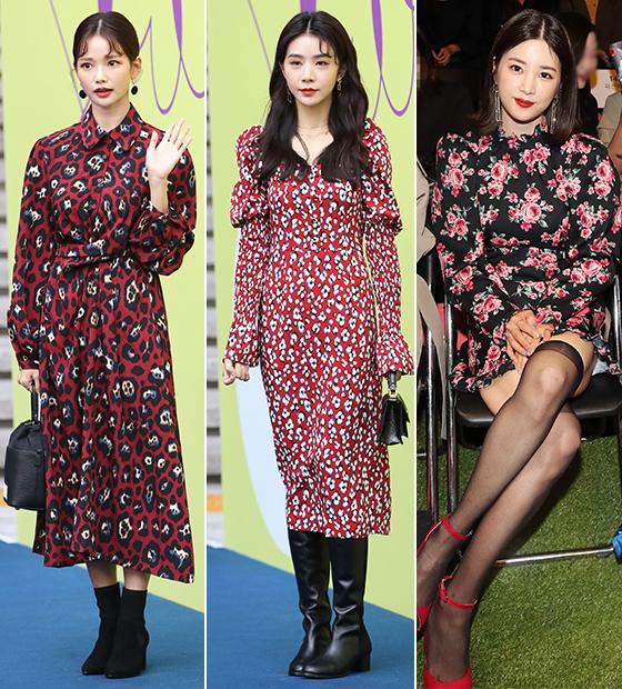 배우 하연수, 가수 차오루, 그룹 에이핑크 박초롱/사진=뉴스1