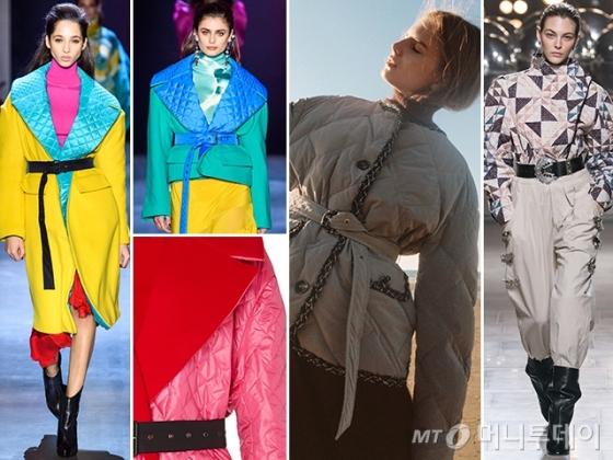 /사진=프라발 구룽 2019 F/W 컬렉션, 지컷, 이자벨 마랑 2019 F/W 컬렉션