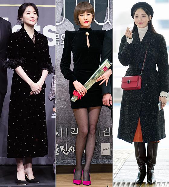 배우 이영애, 김선아, 이다희/사진=뉴스1, 오브제