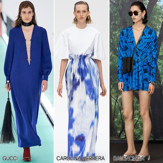 /사진=구찌, 캐롤리나 헤레라, 발렌시아가 2020 컬렉션