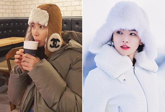 배우 고소영, 천우희/사진=고소영 인스타그램, 더블유 코리아
