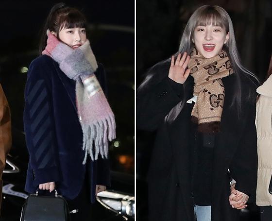 그룹 레드벨벳 조이, 우주소녀 은서 /사진=뉴스1