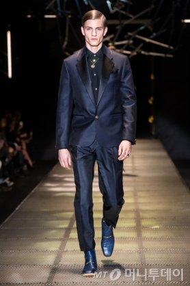 베르사체, 2015 F/W 남성 컬렉션