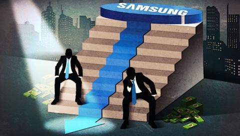 삼성전자 임원들이 자사주 매입 안하는 이유