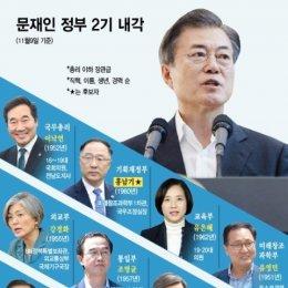 김동연 가고 홍남기 수직상승, 文정부 내각 프로필