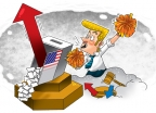 정치선거에서 이기면 경제·증시를 낙관적으로 본다