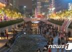 11년 전 오늘, '청계천 물 다시 흐르다'…복원 끝 개통