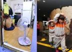 '폭염·지진'에 속수무책… 속 태운 시민들