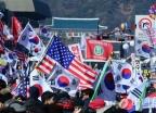 """""""암살단 모집""""… 탄핵 결정 앞두고 폭력·위협 고조"""