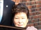 9일만에 자택 나서는 박근혜 전 대통령